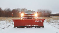 Snow Removal Commercial yards,  Farms, Acreages, ect...
