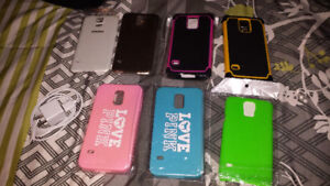 Unlocked 16GB Samsung S5 With Accessories & More!
