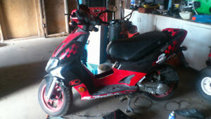2008 Kymco Super 9 Scooter