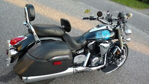 yamaha v-star 950 tourer