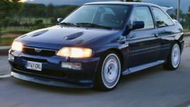 Escort sierra rs500 rs cosworth nomad clear front bumper xr4i xr4x4
