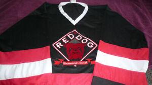 COOL RED DOG JERSEY SZ.XL -NEW-SHARP