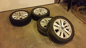 17 in Subaru Rims and Tires for sale