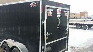 6x12 Enclosed V-Nose Trailer Strathcona County Edmonton Area image 4