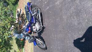 2003 Honda Rebel