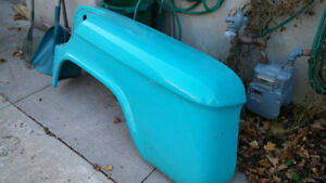 1955 TO 1966 CHEVY OR GMC PICKUP FENDER