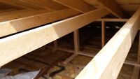 We specialize in Roofing and Family operated