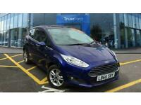 2016 Ford Fiesta 1.25 82 Zetec 3dr- LED Day Time Running Lights, Heated Windscre