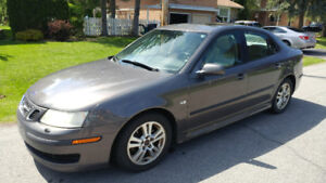 2006 Saab Low KM, Great Condition