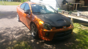 2005 Dodge SRT4 ACR Stage 2