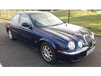 2003 Jaguar S-Type 2.5 V6 4dr