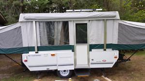 Camper Trailer 2008 Fleetwood Sea Pine