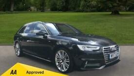 image for Audi A4 2.0 TDI 190 S Line 5dr S Troni Auto Estate Diesel Automatic
