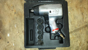 "Chicago Pneumatic CP-734 1/2"" Impact Gun"