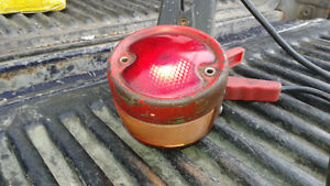 cool antique tail light for rat rod or custom car/motorcycle etc