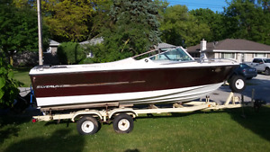 Parting out boat and trailer