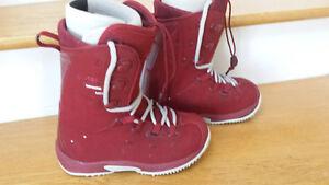 Burton Supreme snowboard boots size6 5