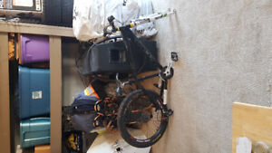Bike and parts bikes for sale