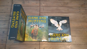 Game and Hunting Volumes 1 and 2 by Kurt G. Bluchel