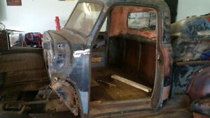 1952 chev 3100 project truck