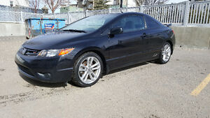 2007 Honda Civic Si Coupe (price reduced)