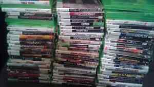 GIANT Xbox 360  package  60+ games n system  200$ OBO