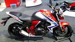 Honda CB1000R 2014