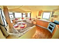 !!BLUE X SALE!! SPACIOUS STATIC CARAVAN FOR SALE - NEWCASTLE SITE FEES INCLUDED!