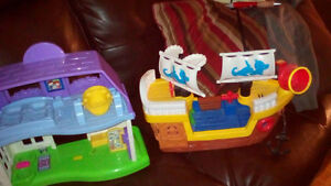 my Little people home/ship/boat/farm/etc London Ontario image 7