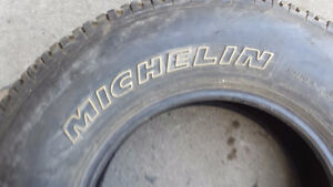 Michelin AT2 Truck Tires