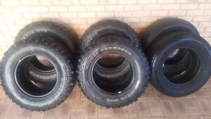 """33"""" Mickey Thompson Baja and Dunlop At20 Tires Only Melville Melville Area Preview"""