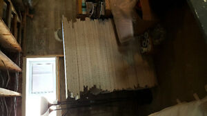 Great condition! Drop ceiling tiles and bars for sale