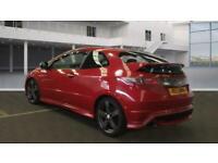 2011 Honda Civic 2.0 I-VTEC TYPE-R GT 3d 198 BHP Hatchback Petrol Manual