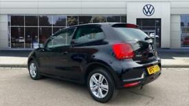 2017 Volkswagen Polo 1.2 TSI Match Edition 3dr Petrol Hatchback Hatchback Petrol