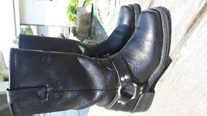 Adtec Leather Boots