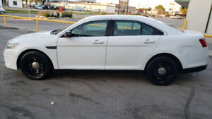 SAFETIED 2015 Ford Taurus Police Interceptor AWD