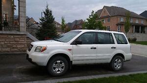 2007 Honda Pilot SUV, Crossover