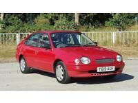 1999 Toyota Corolla 1.6 GS 5dr