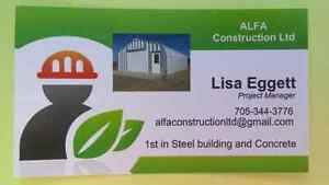 Best in Steel Building and Concrete! Kawartha Lakes Peterborough Area image 8