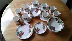 """Doulton Everyday, """"Vintage Grape"""" Dishes for Sale"""