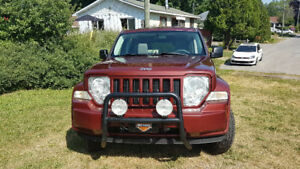 2008 Jeep Liberty 4x4 North Edition