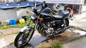 1981 suzuki 650 gs