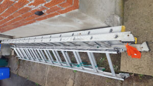 33 foot and 24 foot extention ladders forsale!!!