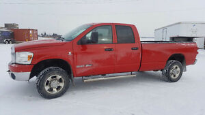 2008 Dodge Power Ram 3500 Slt Camionnette