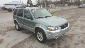 2007 FORD ESCAPE XLT SUV *** CERTIFIED *** $5995