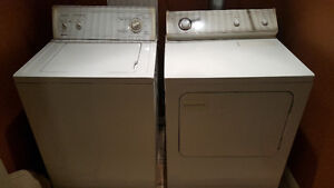 Working washer and dryer for sale 300.00 OBO