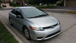 2008 Honda Civic Coupe (2 door) - Certified And E-tested