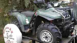 Used 1996 Yamaha Wolverine