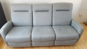 Sofa Elran inclinable
