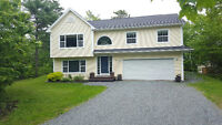 BEAUTIFUL HOME ON 1 ACRE PRIVATE LOT, EXECUTIVE SPLIT ENTRY